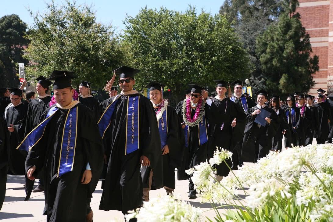 Grad school graduation sashes