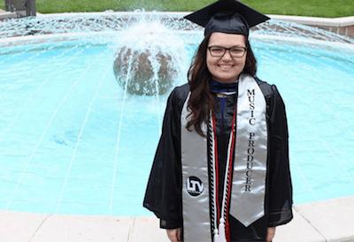 Silver graduation sashes yoursash 2016 02
