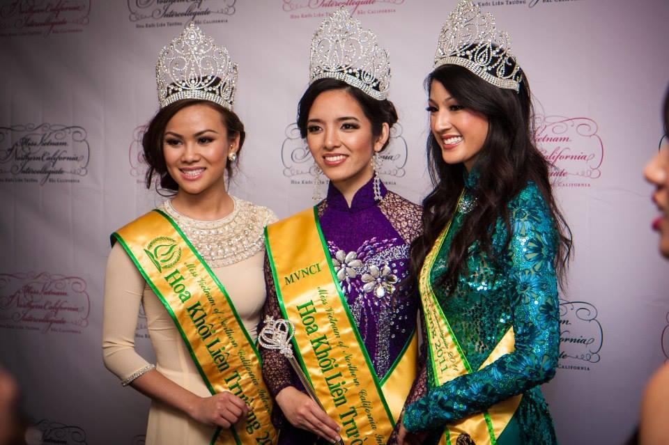 Miss vietnam pageant sashes 03
