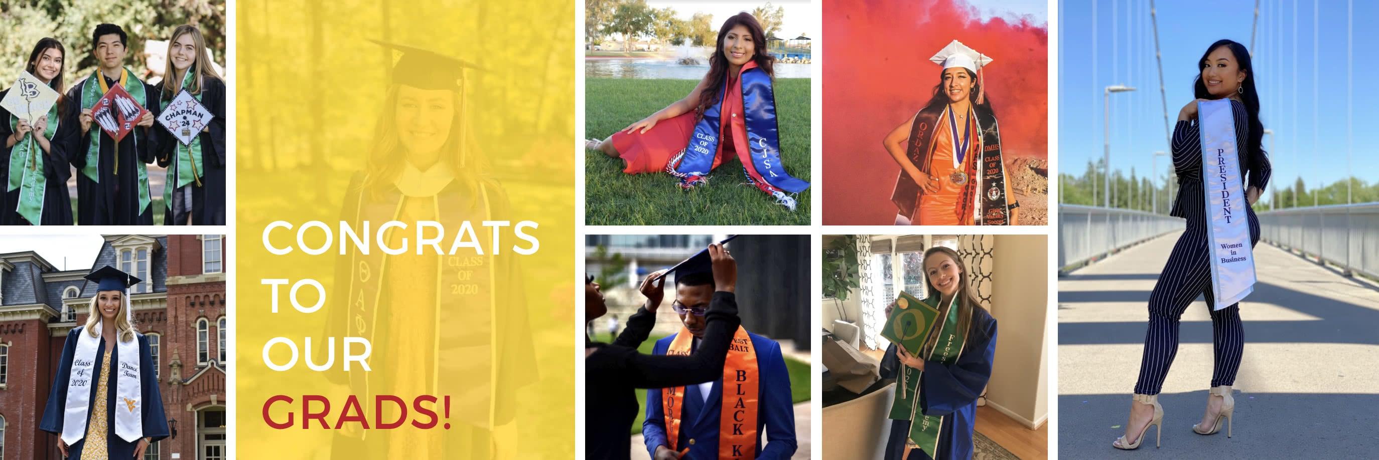 Congrats To Our Grads!