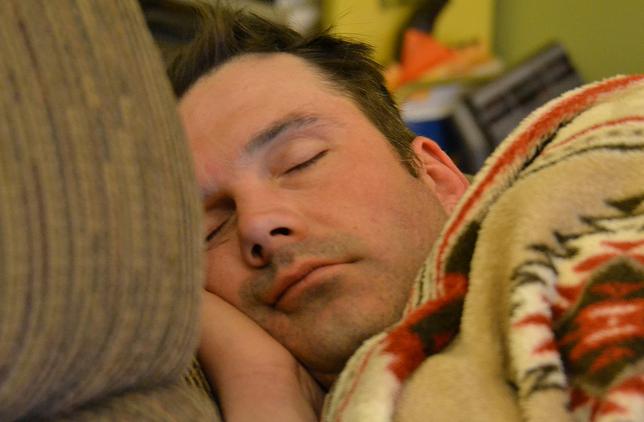 Sleeping-Man